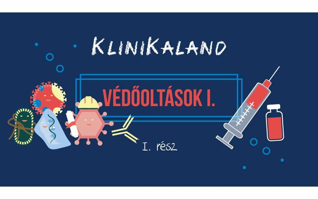 KliniKaland – Animációs ismeretterjesztő filmsorozat a Semmelweis Egyetemtől