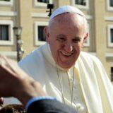 Ferenc pápa virágvasárnap a járvány okozta lelki és gazdasági válságról beszélt