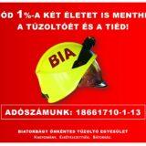Adó 1% - Biatorbágy Önkéntes Tűzoltó Egyesület