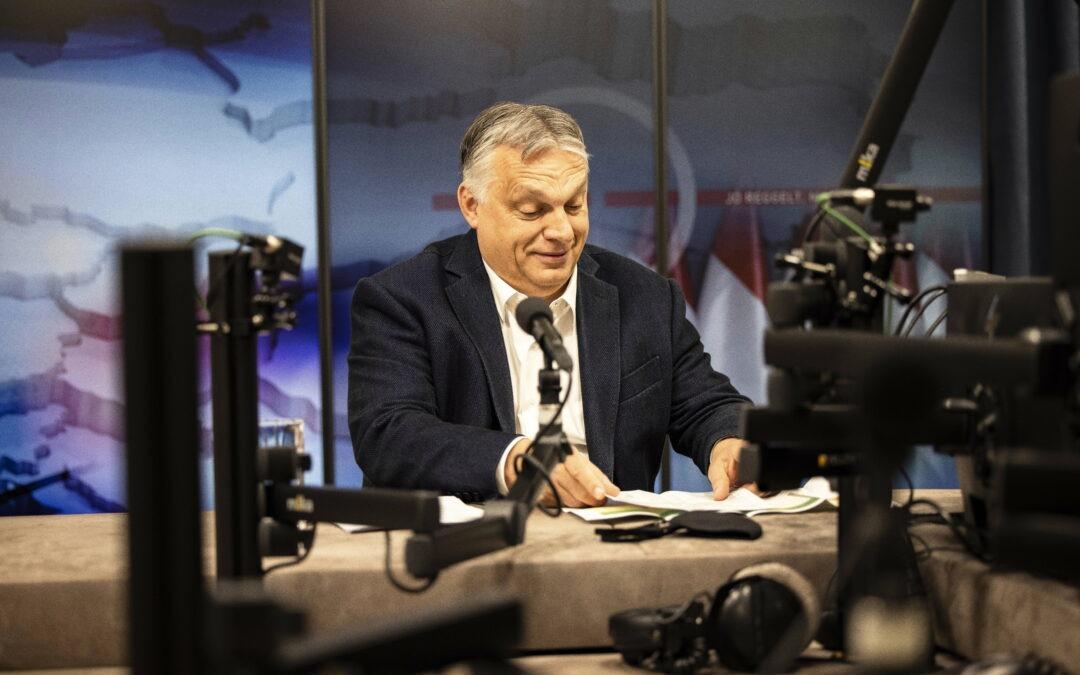 Orbán Viktor: Jövő héten már moziba, edzeni és szállodába is mehetnek az oltottak