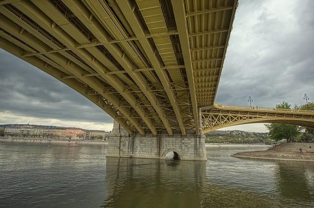 FKF: több budapesti hidat is lemosnak a hét végén
