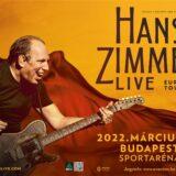 Budapesten koncertezik Hans Zimmer Oscar-díjas filmzeneszerző