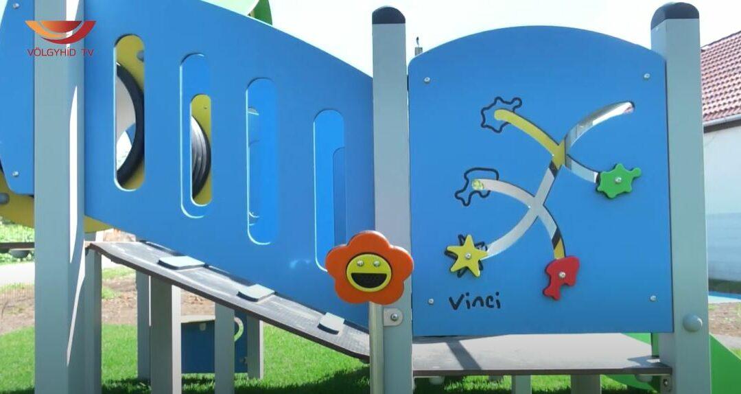 Játszótér átadással ünnepli a gyerekeket Biatorbágy