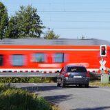MÁV: a figyelmetlenség okozza a vasúti átjáróban történő baleseteket