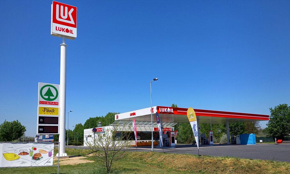 Két új Lukoil kút nyílt Biatorbágy közelében