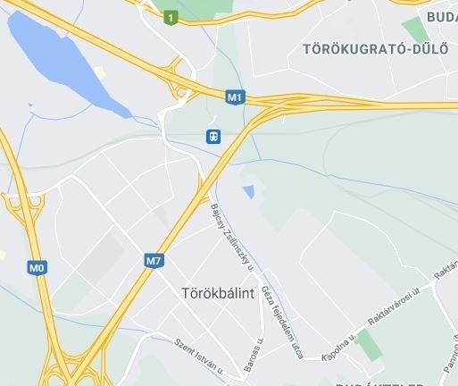 Sávzárásra lehet számítani az M7-es autópálya törökbálinti szakaszánál