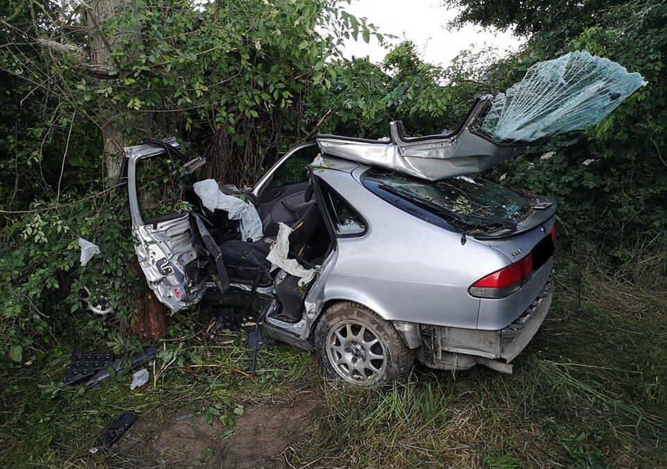 Halálos baleset Biatorbágy térségében (képek)
