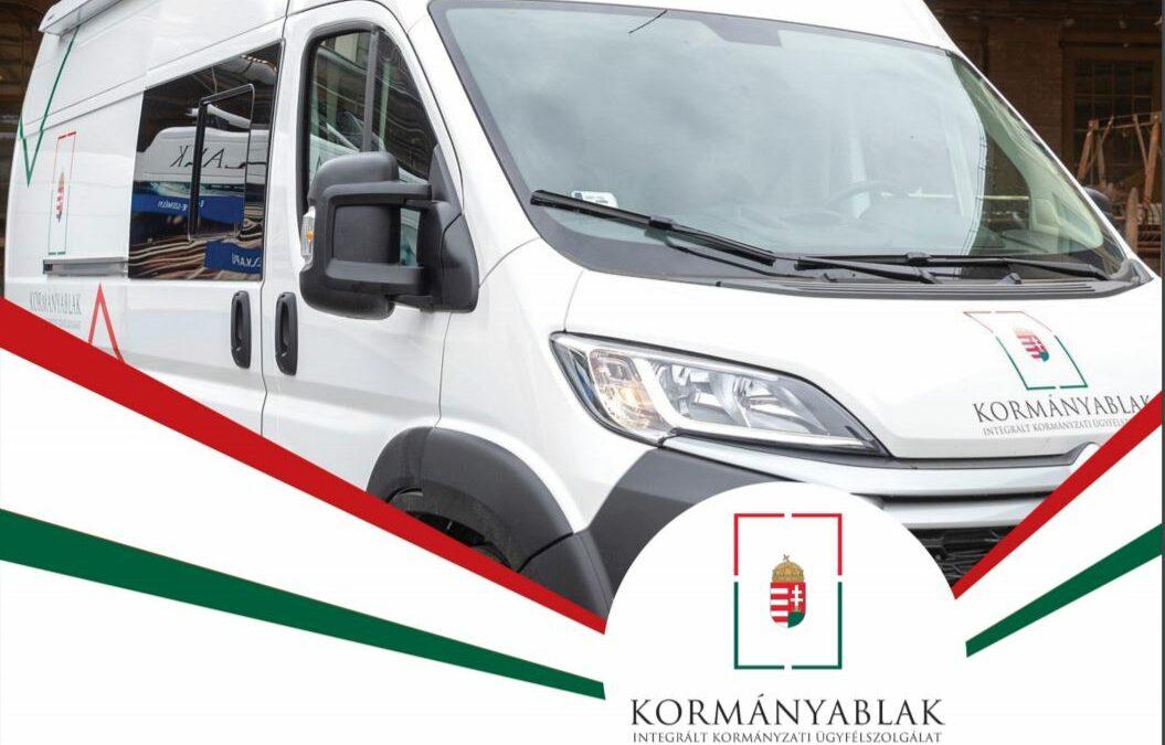 Ismét kormányablakbusz Biatorbágyon