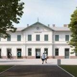 Felújítják Kelenföld ikonikus épületét