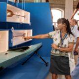 177 mesés győzelem - Interaktív olimpiatörténeti kiállítás nyílt a Millenáris parkban
